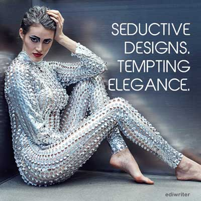 slogan example for a fashion & style designer