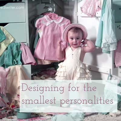 slogan example for baby & children clothing designer