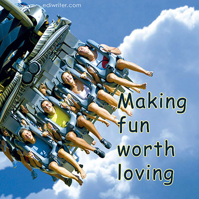 slogan example for an amusement and theme park